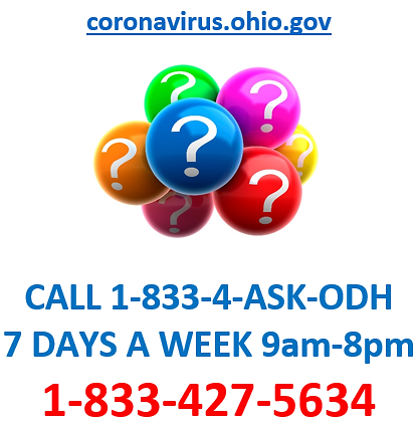 odh call center updated