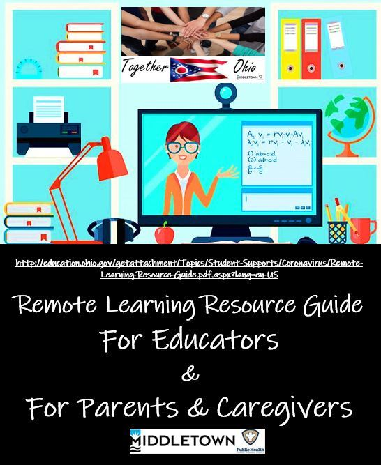 CMHD-ODH REMOTE LEARNING RESOURCE 4.01.2020