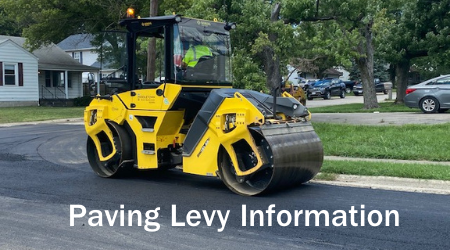 Paving Levy Information (1)
