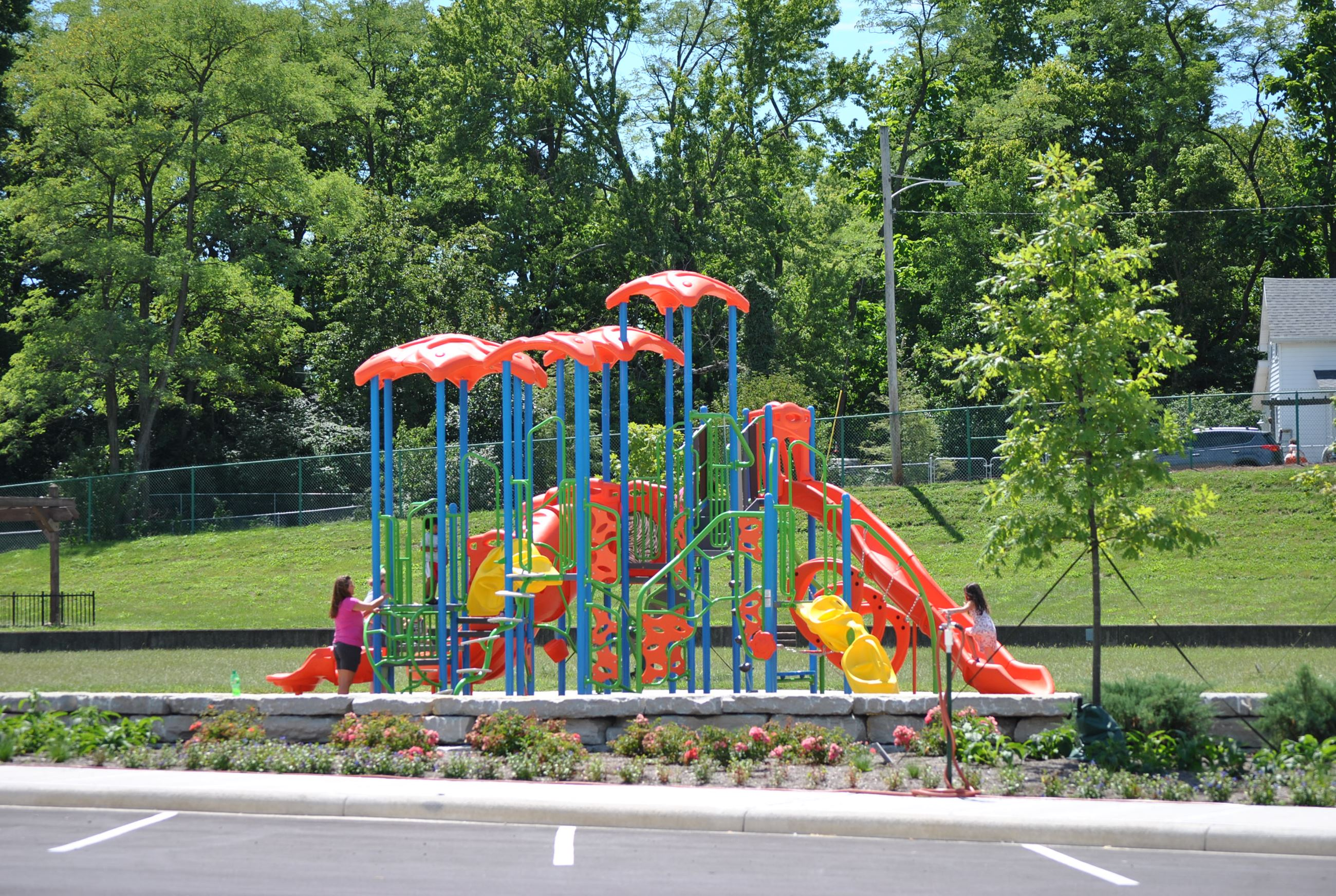 Sunset Park Playground, Middletown