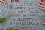 Bulls Run plaque